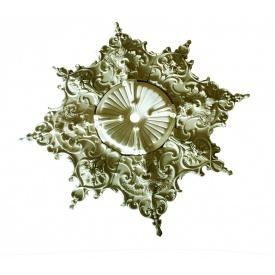 Розетка из гипса Флоренция Р/018 110 см