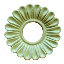 Гипсовая розетка Флоренция Р/007 12 см