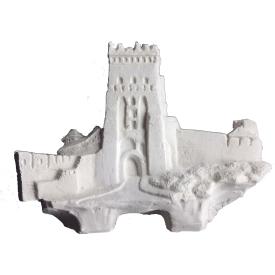 Раскраска Замок Любарта 01 Дгр/077 16х12 см
