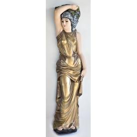 Скульптура из гипса Ст/013 102х22х5,5 см