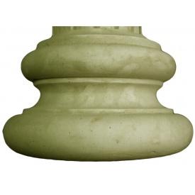 Гипсовая база колонны Флоренция БКЛ/003 12х19,5х10 см
