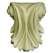 Консоль з гіпсу КС/004 10х8,6х4,6 см