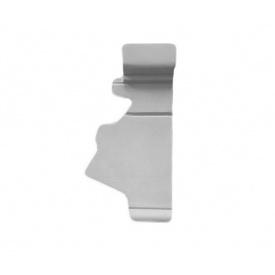 Кутовий елемент карниза Коз/026 18,5х10х4,5 см