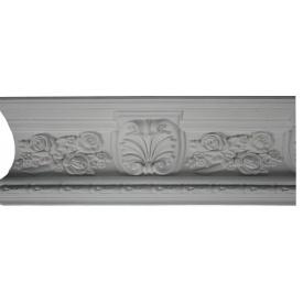Стельові гіпсові карнизи Ко/056 16х12 см