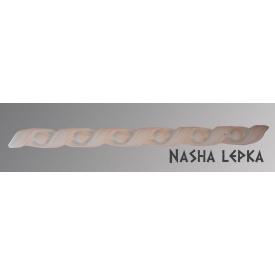 Пофарбовані молдінги Мо/045 3х1,5 см