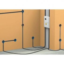 Прокладка электропроводки в помещении