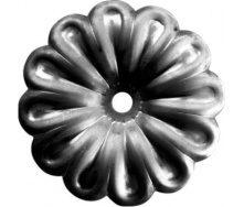 Кований квітка 120х120х12мм (50.012)