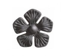 Кований квітка 90х90 мм (50.133)