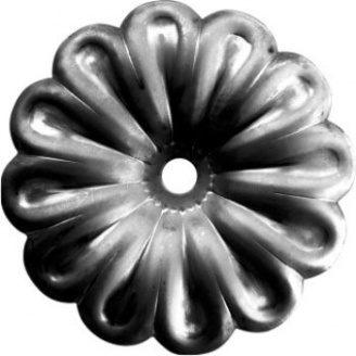 Кованый цветок 120х120х12мм (50.012)