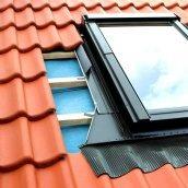 Воротник на мансардное окно Fakro ezv 78x98 см