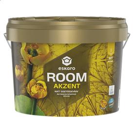 Матовая интерьерная краска Eskaro Akzent Room 2,7 л