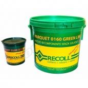 Клей для паркету Recoll 0160 green line 2K 9+1 кг
