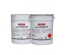 Сверхэластичное бітумно-поліуретанова гідроізоляційне покриття Ізофлекс-ПУ 560 БТ 10 л