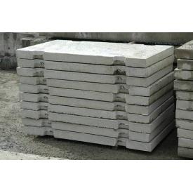 Плита дорожня ПДС 3000х2000х160 мм