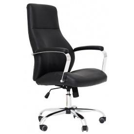 Офісне крісло Richman Авалон 1190х540х560 мм чорне