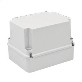 Коробка распределительная гладкостенная с высокой крышкой IP55 150x140x110 мм