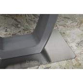 Стол Nicolas Toronto МДФ нержавеющая сталь 1600х900х760 мм графит