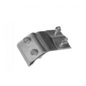 Утримувач дроту на жолобі водостоку нержавійка IN KovoFlex