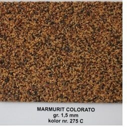Мозаичная штукатурка MARMURIT Colorato Farby Kabe №275