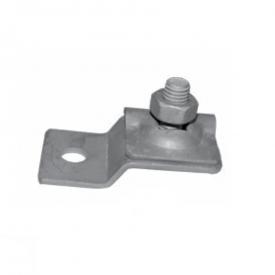 Зажим проволоки к металлическим конструкциям с выступом нержавейка IN KovoFlex