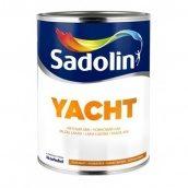 Алкідний лак для зовнішніх робіт Sadolin Yacht Безбарвний 1 л