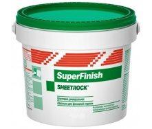 Готовая к применению шпаклевка Knauf Sheetrock SuperFinish 25 кг