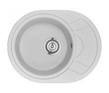 Мийка для кухні Minola MOG 1145-58 антик гранітна 575х445х190 мм