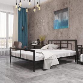 Двоспальне ліжко Квадро Метал-Дизайн 1600х2000 мм