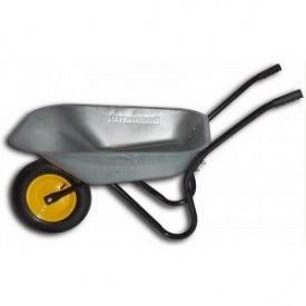 Тачка садовая BudMonster в/п-130 кг 1-но пневмо колесо
