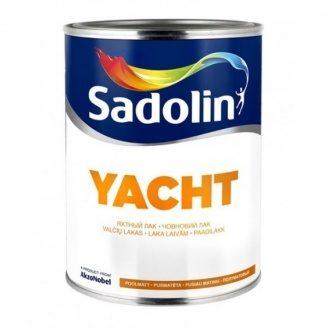 Алкидный лак для наружных работ Sadolin Yacht Бесцветный 1 л