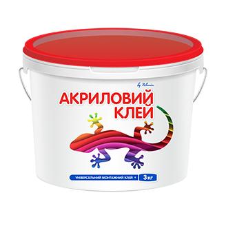 Клей Полимин акриловий 6 кг