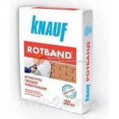 Штукатурка Ротбанд Knauf 30 кг
