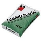 Декоративная минеральная штукатурка Baumit Edelputz Spezial Grey 2К Барашек зерно 2 мм 25 кг