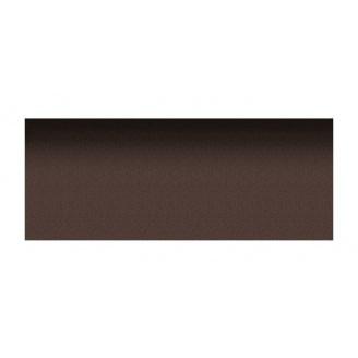 Гребенево-карнизна черепиця Aquaizol 250х1000 мм коричневий