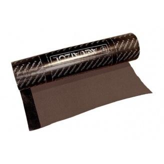Розжолобковий килим Aquaizol 1x10 м коричневий