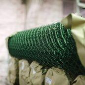 Сетка рабица Сетка Запад с ПП-покрытием 50х50х3,5 мм 2х10 м