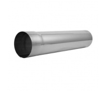Труба водостічна АКВАСИСТЕМ цинк-титан 100 мм 3 м