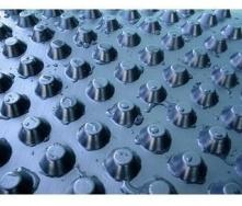 Шиповидная мембрана TERAPLAST PLUS–L8 400 г 1,2х20 м
