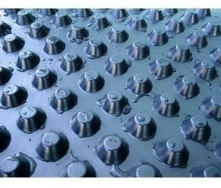 Шиповидная мембрана TERAPLAST PLUS L8 400 г 1х20 м