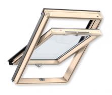 Мансардне вікно VELUX OPTIMA Стандарт GZR 3050B CR02 дерев'яне 550х780 мм