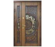 Двери входные Люкс Подсолнух 1170x2050 мм