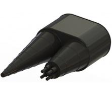 Уплотнитель Vilpe Solar 4-60 мм