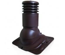 Универсальный вентиляционный выход Kronoplast KUO-1 110 мм теплый