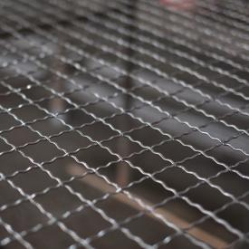Сетка канилированная Сетка Запад 50х50х4 мм 1,5х2 м