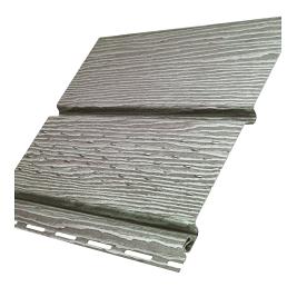 Софіт Ю-ПЛАСТ Timberblock 3 м Дуб сріблястий