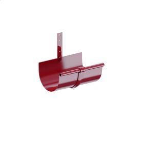 Тримач ринви Fitt метал 125 червоний