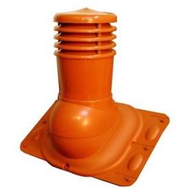 Универсальный вентиляционный выход Kronoplast KU-2 150 мм холодный