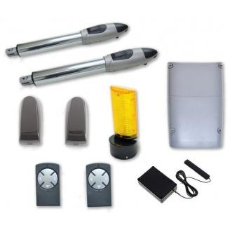 Комплект автоматики Miller Technics 4000 SMART для розпашних воріт