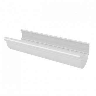Желоб Rainway 3 м 130 мм белый