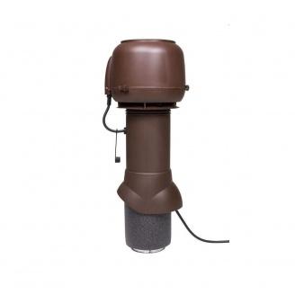 Вентилятор VILPE E120 P 125х500 мм коричневый